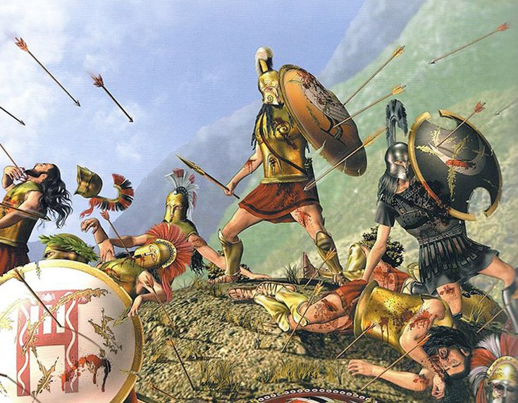 Ποιος ήταν ο Εφιάλτης, ο μεγαλύτερος προδότης του αρχαίου κόσμου - Εικόνα4