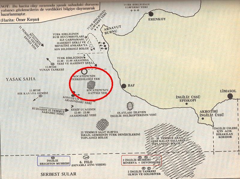 Η «ΠΟΛΕΜΙΚΗ ΑΡΕΤΗ» ΤΩΝ ΤΟΥΡΚΩΝ : … ΠΩΣ ΒΥΘΙΣΑΝ ΤΟ…ΤΟΥΡΚΙΚΟ «ΚΟΤΖΑ-ΤΕΠΕ» ΤΟ 1974 ΣΤΗΝ ΚΥΠΡΟ! - Εικόνα1