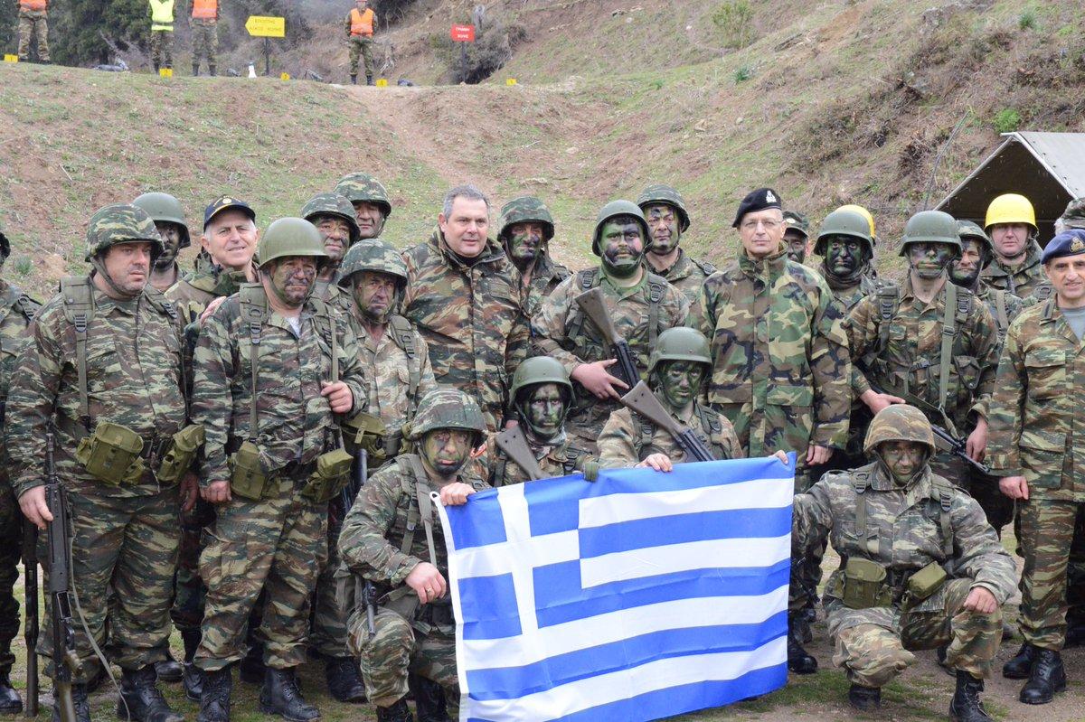 Σε πολεμική ετοιμότητα τέθηκαν και οι εθνοφύλακες για εξάλειψη αεροπρογεφυρώματος: Mπαράζ τουρκικών επιθετικών ενεργειών από Θάσο-Καστελόριζο μέχρι Κύπρο – Πολεμική ομιλία Π.Καμμένου – Τι είπε (βίντεο) - Εικόνα0