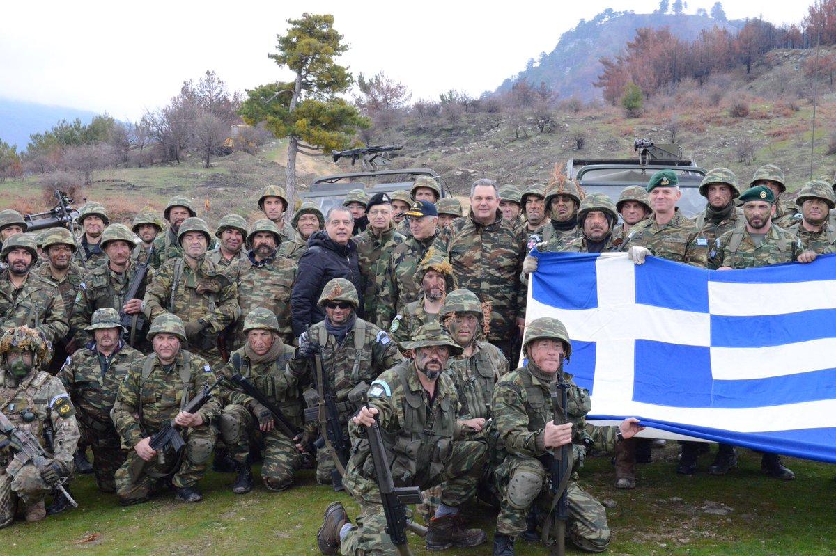Σε πολεμική ετοιμότητα τέθηκαν και οι εθνοφύλακες για εξάλειψη αεροπρογεφυρώματος: Mπαράζ τουρκικών επιθετικών ενεργειών από Θάσο-Καστελόριζο μέχρι Κύπρο – Πολεμική ομιλία Π.Καμμένου – Τι είπε (βίντεο) - Εικόνα1