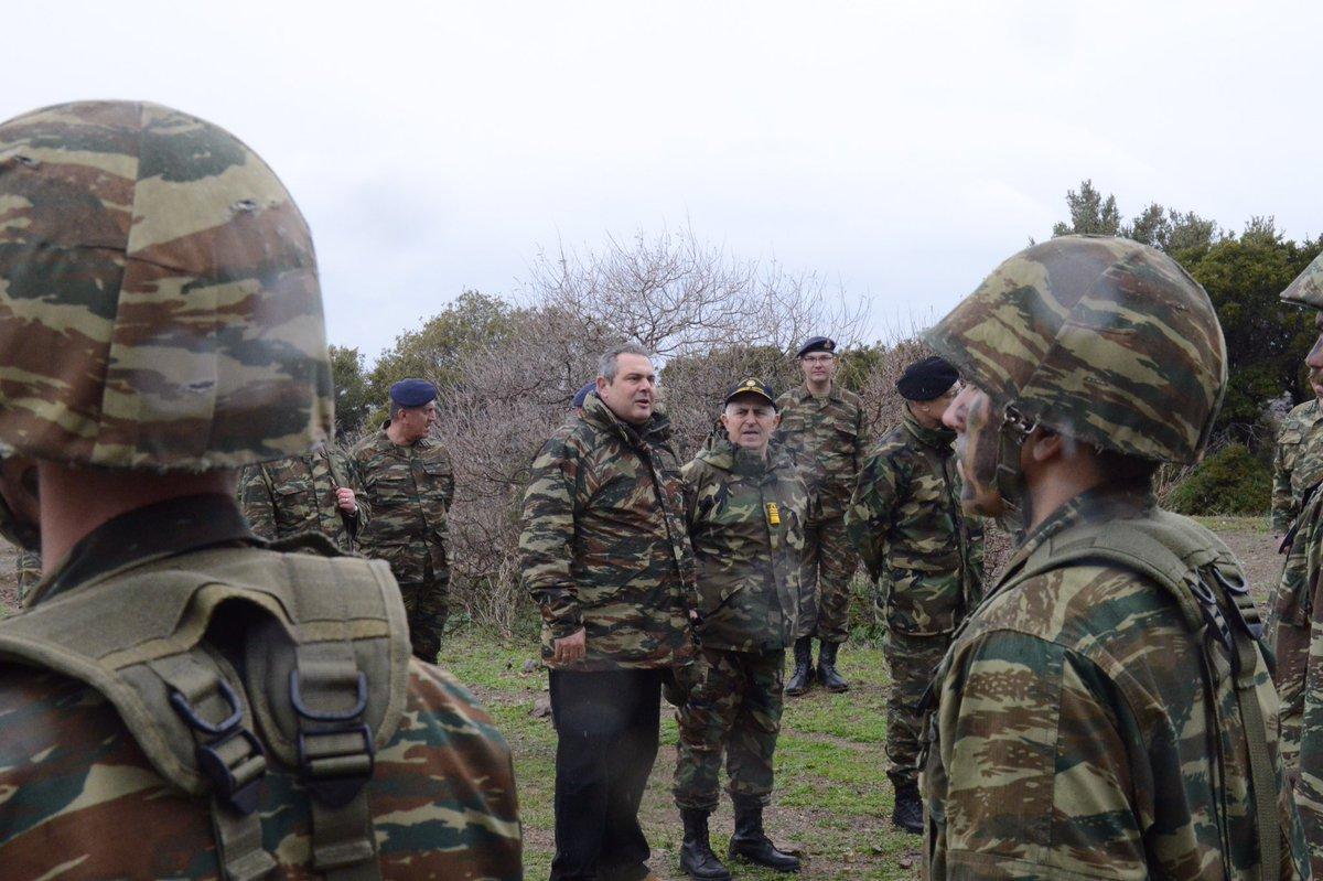 Σε πολεμική ετοιμότητα τέθηκαν και οι εθνοφύλακες για εξάλειψη αεροπρογεφυρώματος: Mπαράζ τουρκικών επιθετικών ενεργειών από Θάσο-Καστελόριζο μέχρι Κύπρο – Πολεμική ομιλία Π.Καμμένου – Τι είπε (βίντεο) - Εικόνα10