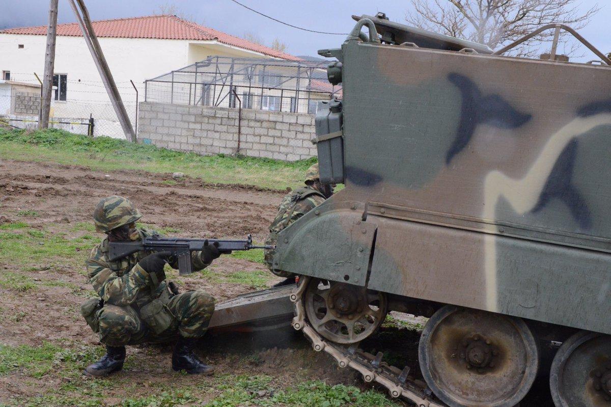 Σε πολεμική ετοιμότητα τέθηκαν και οι εθνοφύλακες για εξάλειψη αεροπρογεφυρώματος: Mπαράζ τουρκικών επιθετικών ενεργειών από Θάσο-Καστελόριζο μέχρι Κύπρο – Πολεμική ομιλία Π.Καμμένου – Τι είπε (βίντεο) - Εικόνα12