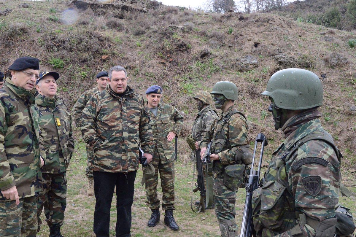 Σε πολεμική ετοιμότητα τέθηκαν και οι εθνοφύλακες για εξάλειψη αεροπρογεφυρώματος: Mπαράζ τουρκικών επιθετικών ενεργειών από Θάσο-Καστελόριζο μέχρι Κύπρο – Πολεμική ομιλία Π.Καμμένου – Τι είπε (βίντεο) - Εικόνα13