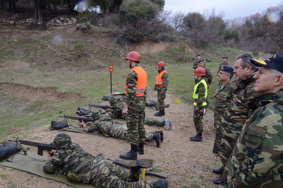 Σε πολεμική ετοιμότητα τέθηκαν και οι εθνοφύλακες για εξάλειψη αεροπρογεφυρώματος: Mπαράζ τουρκικών επιθετικών ενεργειών από Θάσο-Καστελόριζο μέχρι Κύπρο – Πολεμική ομιλία Π.Καμμένου – Τι είπε (βίντεο) - Εικόνα15
