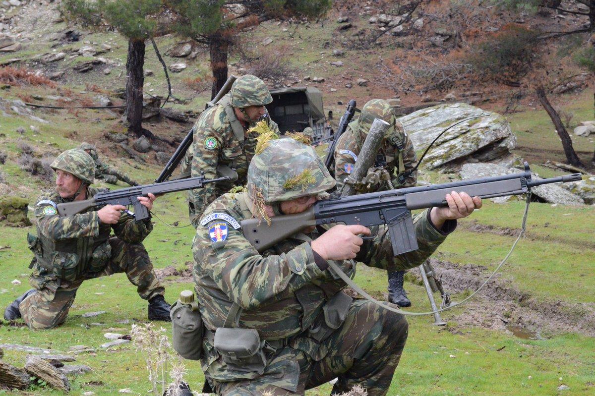 Σε πολεμική ετοιμότητα τέθηκαν και οι εθνοφύλακες για εξάλειψη αεροπρογεφυρώματος: Mπαράζ τουρκικών επιθετικών ενεργειών από Θάσο-Καστελόριζο μέχρι Κύπρο – Πολεμική ομιλία Π.Καμμένου – Τι είπε (βίντεο) - Εικόνα3