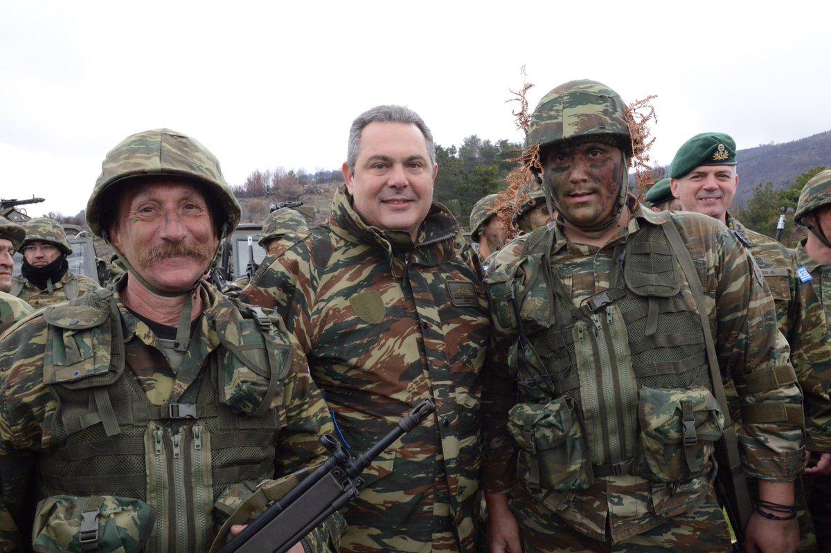 Σε πολεμική ετοιμότητα τέθηκαν και οι εθνοφύλακες για εξάλειψη αεροπρογεφυρώματος: Mπαράζ τουρκικών επιθετικών ενεργειών από Θάσο-Καστελόριζο μέχρι Κύπρο – Πολεμική ομιλία Π.Καμμένου – Τι είπε (βίντεο) - Εικόνα5