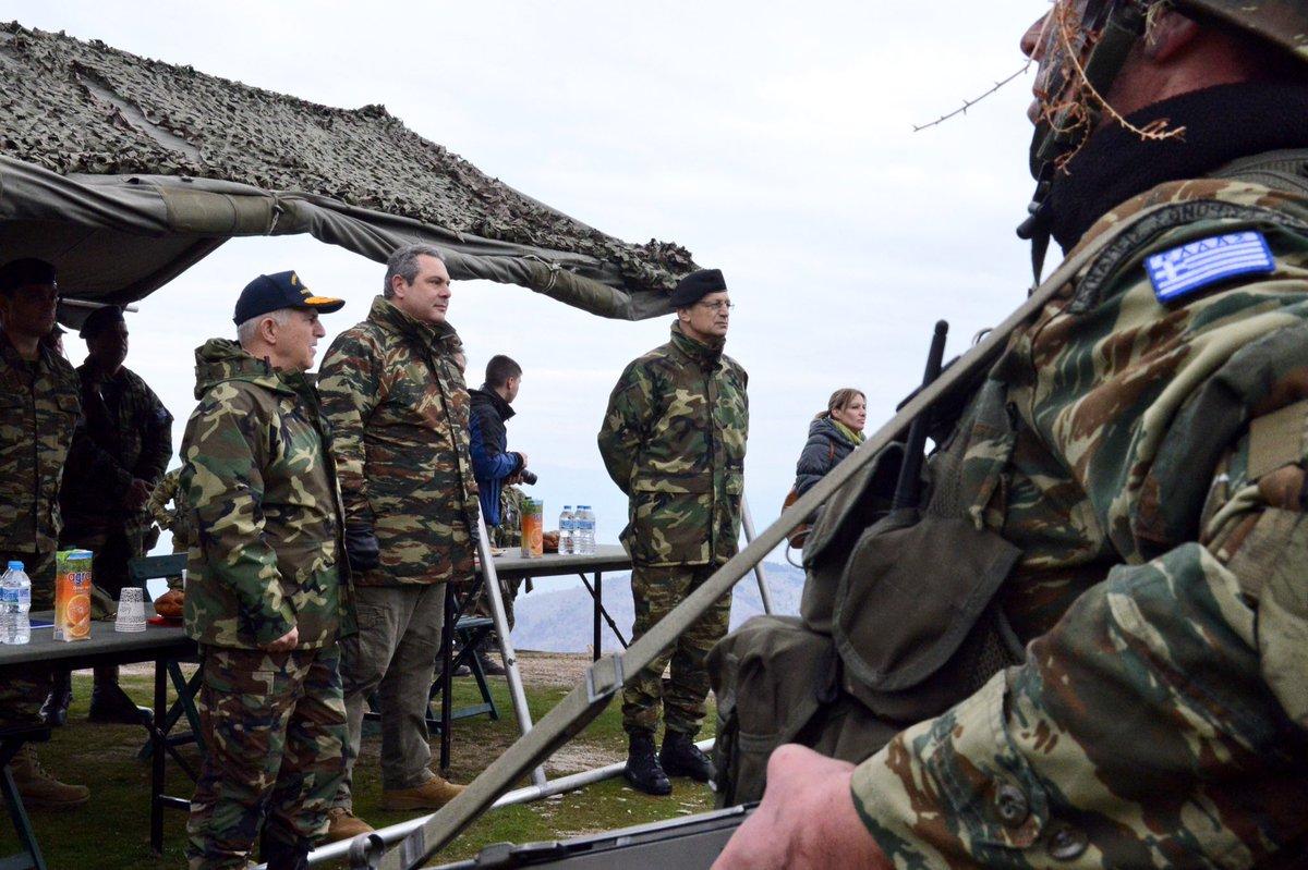 Σε πολεμική ετοιμότητα τέθηκαν και οι εθνοφύλακες για εξάλειψη αεροπρογεφυρώματος: Mπαράζ τουρκικών επιθετικών ενεργειών από Θάσο-Καστελόριζο μέχρι Κύπρο – Πολεμική ομιλία Π.Καμμένου – Τι είπε (βίντεο) - Εικόνα6