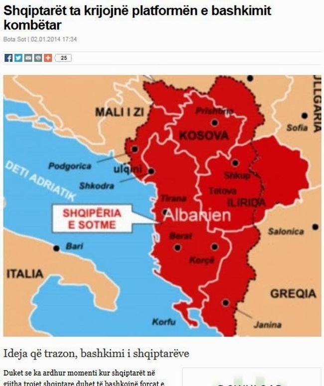 Πολεμική προπαρασκευή στην Αλβανία – Ο Ε.Ράμα οδηγεί την χώρα σε πόλεμο- Προσοχή στον «Δούρειο Ιππο» εντός Ελλάδας - Εικόνα1
