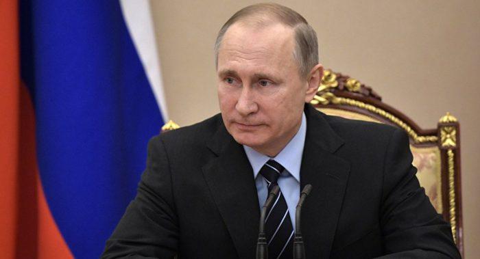 Πολεμικό μήνυμα Β. Πούτιν σε ΝΑΤΟ-ΗΠΑ: «Μην προκαλείτε, γιατί αλλιώς θα νιώσετε την δύναμη των Ρωσικών ενόπλων δυνάμεων» - Εικόνα0