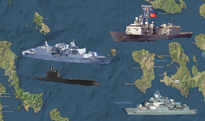 Ο Β. Πούτιν στο πλευρό της Ελλάδας – Η Ρωσία ενδιαφέρεται για τον εποικισμό των ελληνικών νησιών – Με την «πλάτη στον τοίχο» η Τουρκία - Εικόνα0