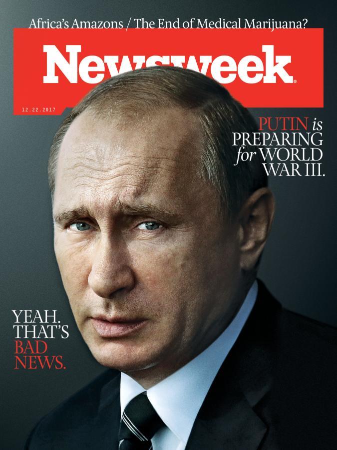 Ο Πούτιν προετοιμάζεται για τον 3o Παγκόσμιο Πόλεμο.O Tραμπ; - Εικόνα2