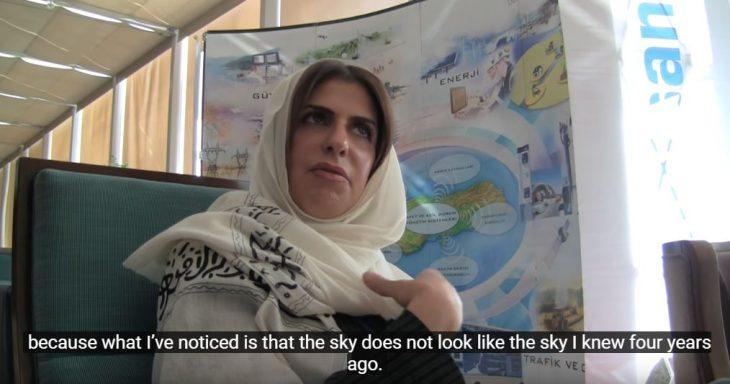 Μια πριγκίπισσα μιλάει ενάντια στους χημικούς αεροψεκασμούς και τη Γεωμηχανική - Εικόνα1