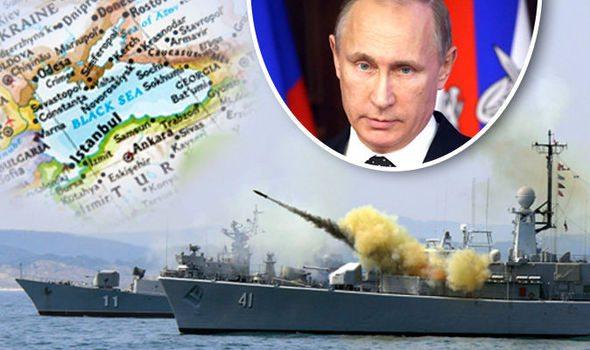 Προειδοποίηση Μόσχας: «Αν το ΝΑΤΟ αποστείλει ναυτική ομάδα μάχης στη Μαύρη Θάλασσα, τότε έχουμε πόλεμο…» (βίντεο) - Εικόνα1