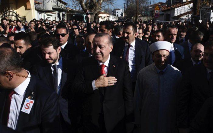 Προεόρτια «τουρκικών ελιγμών» πριν το τελικό χτύπημα: Στοχοποιούν τη Δ. Θράκηφωνασκώντας για «τουρκική» μειονότητα – Αποκλειστικό βίντεο - Εικόνα0