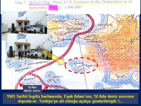 Νέα πρόκληση από τουρκική εφημερίδα- «Η ελληνική σημαία κυματίζει στο τουρκικό έδαφος» ο τίτλος άρθρου για το Αγαθονήσι - Εικόνα0