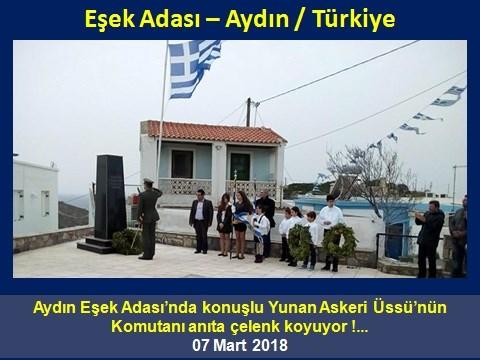 Νέα πρόκληση από τουρκική εφημερίδα- «Η ελληνική σημαία κυματίζει στο τουρκικό έδαφος» ο τίτλος άρθρου για το Αγαθονήσι - Εικόνα2