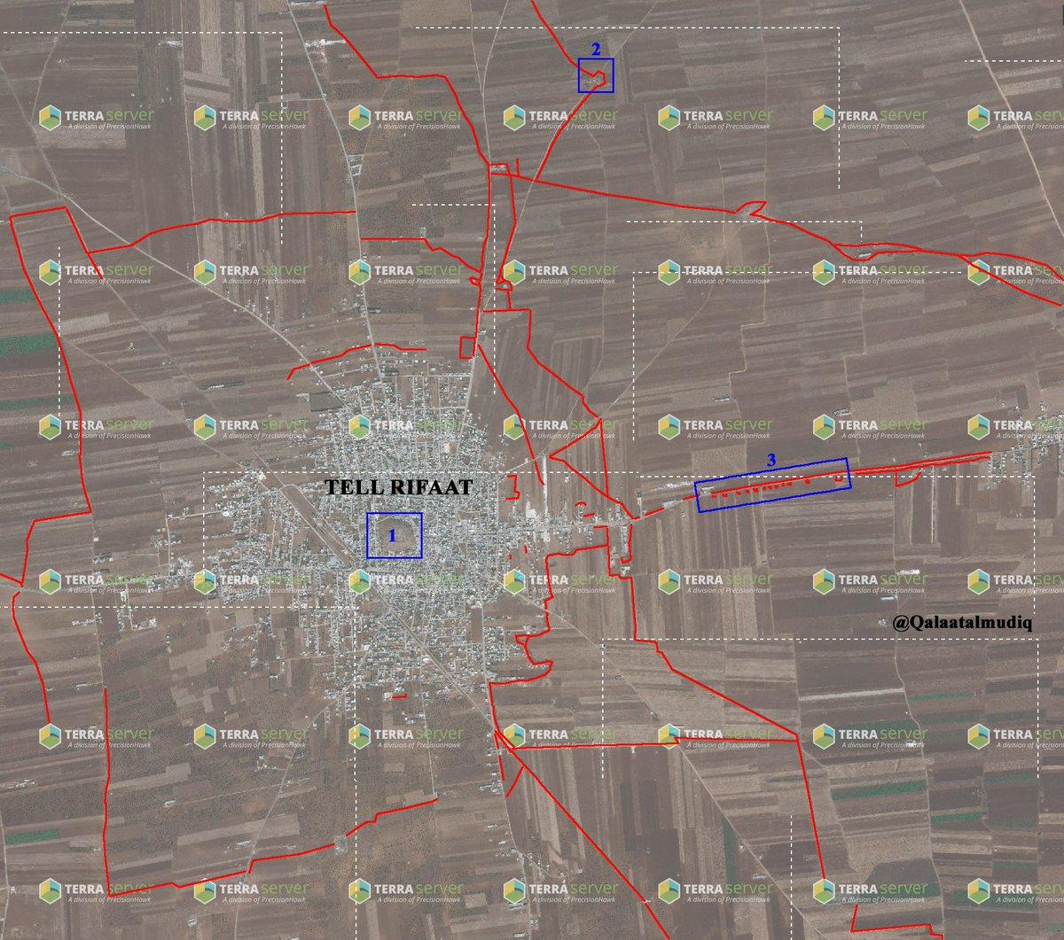 Εις προσοχή όλων και κυρίως της Ρωσίας και των ΗΠΑ - Οι Τούρκοι προετοιμάζουν επίθεση στο Καντόνι του Αφρίν - Εικόνα1