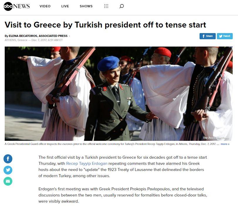 Πρώτο θέμα σε όλα τα τουρκικά ΜΜΕ η πρόκληση Ερντογάν - Εικόνα 4