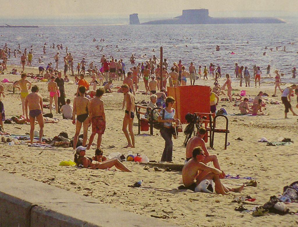 Πρόβα παγκόσμιας σύγκρουσης: Το «Υποβρύχιο της Αποκάλυψης» με 240 πυρηνικές κεφαλές σε περιπολία στη Βαλτική μαζί με τον Κινεζικό Στόλο – Οι πρώτες εικόνες και βίντεο - Εικόνα0
