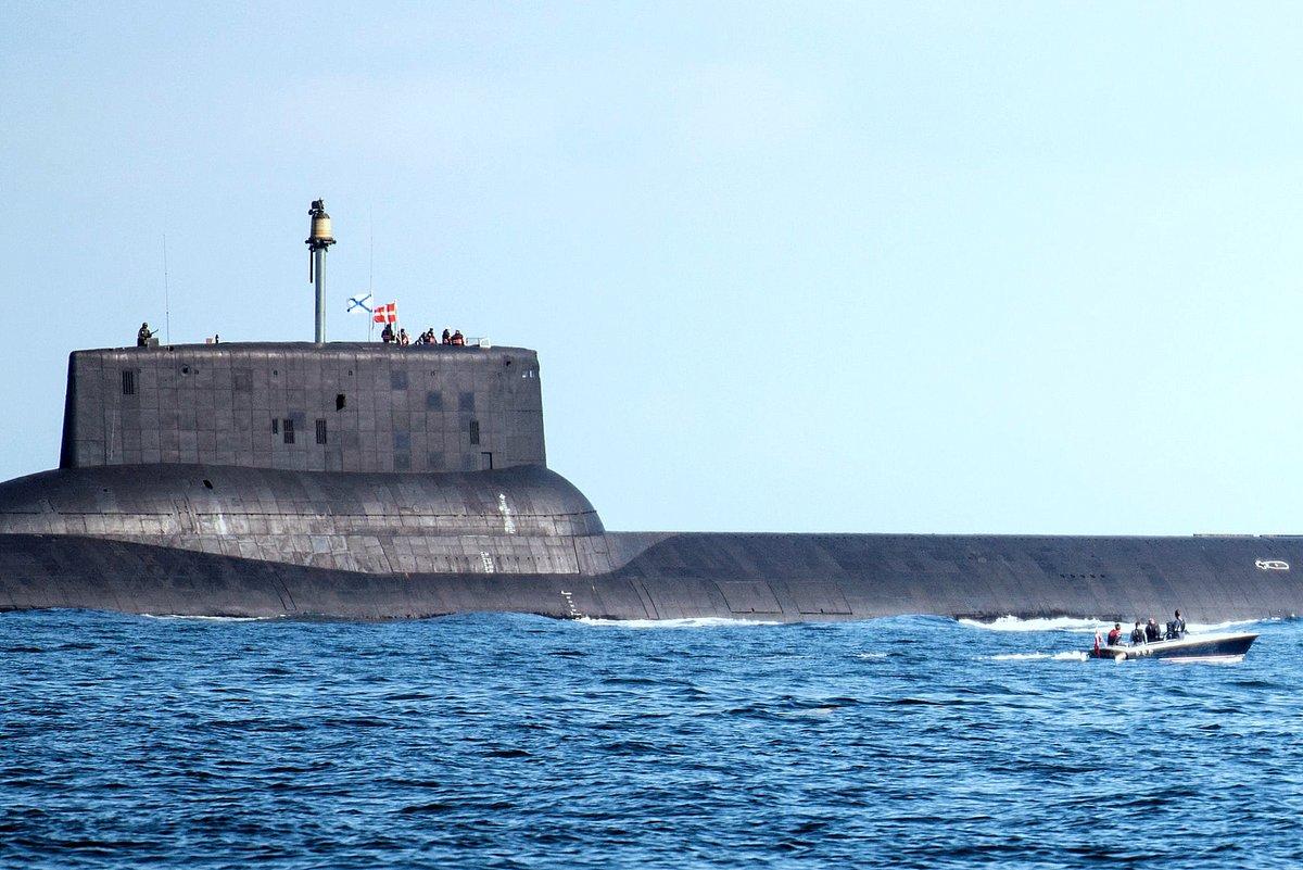 Πρόβα παγκόσμιας σύγκρουσης: Το «Υποβρύχιο της Αποκάλυψης» με 240 πυρηνικές κεφαλές σε περιπολία στη Βαλτική μαζί με τον Κινεζικό Στόλο – Οι πρώτες εικόνες και βίντεο - Εικόνα1