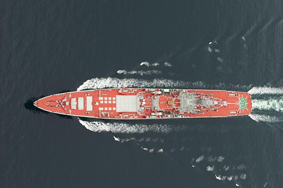 Πρόβα παγκόσμιας σύγκρουσης: Το «Υποβρύχιο της Αποκάλυψης» με 240 πυρηνικές κεφαλές σε περιπολία στη Βαλτική μαζί με τον Κινεζικό Στόλο – Οι πρώτες εικόνες και βίντεο - Εικόνα5