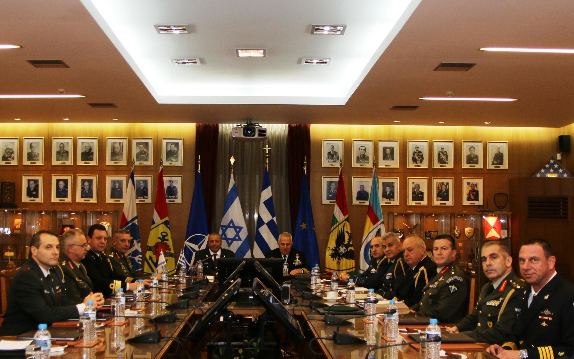 Προβληματισμός στο τουρκικό Γενικό Eπιτελείο: Ιδού τι σύμφωνησαν Ελλάδα και Ισραήλ – Ερχεται συνεκπαίδευση των Ελληνικών και Ισραηλινών ΕΔ - Εικόνα4