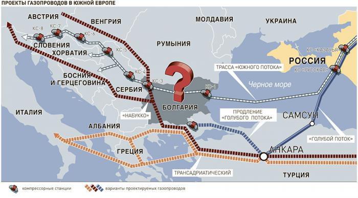 Ραγδαίες εξελίξεις: Η Ελλάδα μετατρέπεται σε μια απέραντη ΝΑΤΟϊκή βάση – Ηρθε αίτημα από τις ΗΠΑ για χρήση λιμανιών, αεροδρομίων και βάση στη Μακεδονία – Η Μόσχα ανακοίνωσε συνομιλίες με Αθήνα για τον «Turkish Stream» - Εικόνα1