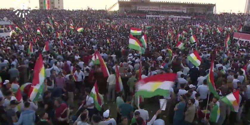 Ραγδαίες εξελίξεις: Η Τουρκία επικαλέστηκε τη Συνθήκη της Λωζάνης και ψήφισε εισβολή στο Ιρακινό Κουρδιστάν – Οι ΗΠΑ αναπτύσσουν δυνάμεις στο Κιρκούκ και χιλιάδες Κούρδοι πανηγυρίζουν - Εικόνα1