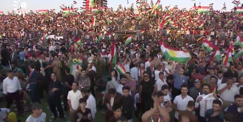 Ραγδαίες εξελίξεις: Η Τουρκία επικαλέστηκε τη Συνθήκη της Λωζάνης και ψήφισε εισβολή στο Ιρακινό Κουρδιστάν – Οι ΗΠΑ αναπτύσσουν δυνάμεις στο Κιρκούκ και χιλιάδες Κούρδοι πανηγυρίζουν - Εικόνα2