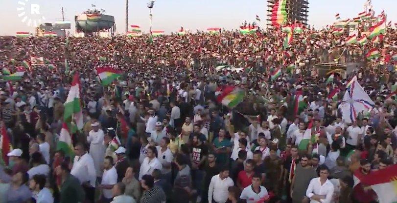 Ραγδαίες εξελίξεις: Η Τουρκία επικαλέστηκε τη Συνθήκη της Λωζάνης και ψήφισε εισβολή στο Ιρακινό Κουρδιστάν – Οι ΗΠΑ αναπτύσσουν δυνάμεις στο Κιρκούκ και χιλιάδες Κούρδοι πανηγυρίζουν - Εικόνα4