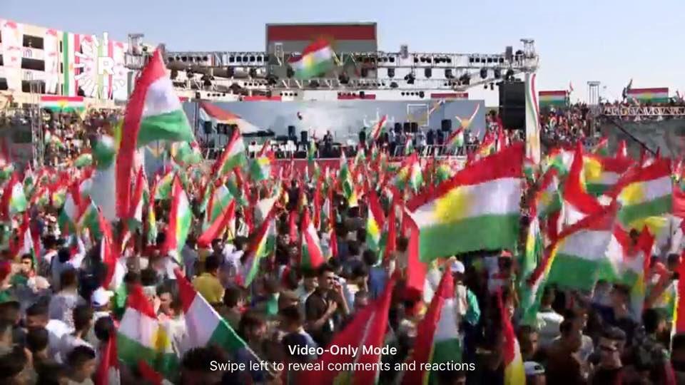 Ραγδαίες εξελίξεις: Η Τουρκία επικαλέστηκε τη Συνθήκη της Λωζάνης και ψήφισε εισβολή στο Ιρακινό Κουρδιστάν – Οι ΗΠΑ αναπτύσσουν δυνάμεις στο Κιρκούκ και χιλιάδες Κούρδοι πανηγυρίζουν - Εικόνα7