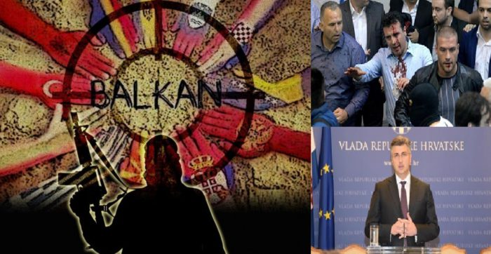 H Ρωσία επιβεβαιώνει την CIA : «Το «αλβανικό ζήτημα» πυροδοτεί το «Μακεδονικό ζήτημα» – Έρχονται βίαιες και αιματηρές αλλαγές συνόρων στα Βαλκάνια» - Εικόνα1