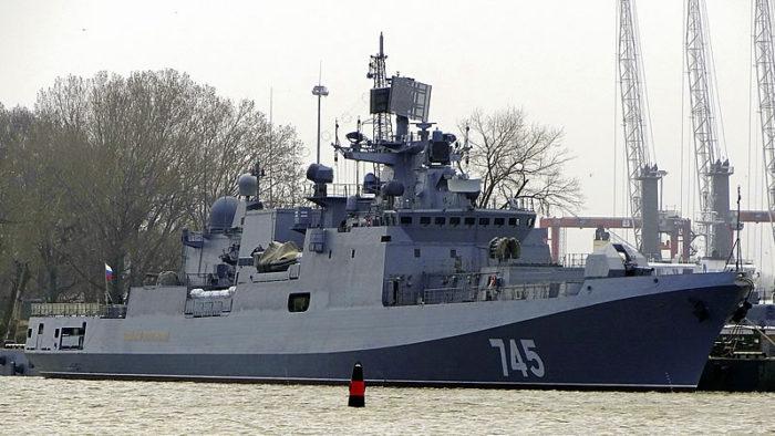 10 ρωσικά πολεμικά πλοία και υποβρύχια απέπλευσαν για τη Μεσόγειο: Ο Β.Πούτιν έστειλε έναν ειδικό φάκελο στον κυβερνήτη της Φρεγάτας «Ναύαρχος Grigorovich»… Ποια ήταν η διαταγή του - Εικόνα1