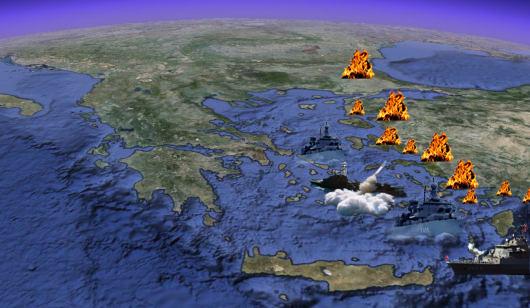 Ρωσική ανάλυση προβλέπει νέα Μικρασιατική Καταστροφή: «Επαναστατικό γεγονός» θα διαλύσει τη χώρα – Οι ελληνικές ένοπλες δυνάμεις οδεύουν στην ολική καταστροφή - Εικόνα1
