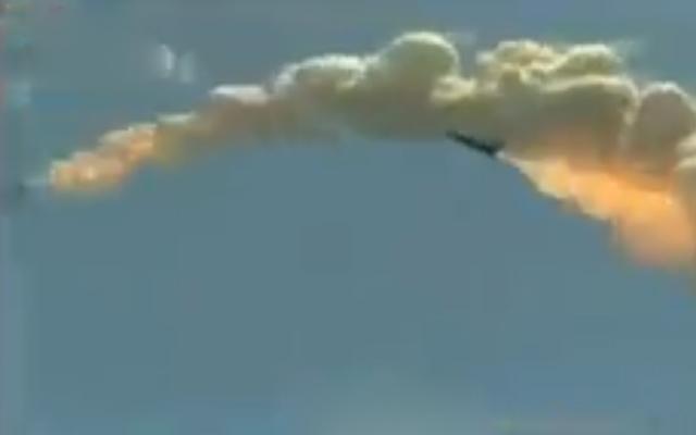 Ρωσικό αντιπυραυλικό σύστημα S-400 καταρρίπτει αμερικανικό αεροσκάφος στην Συρία ! (Βίντεο) - Εικόνα0