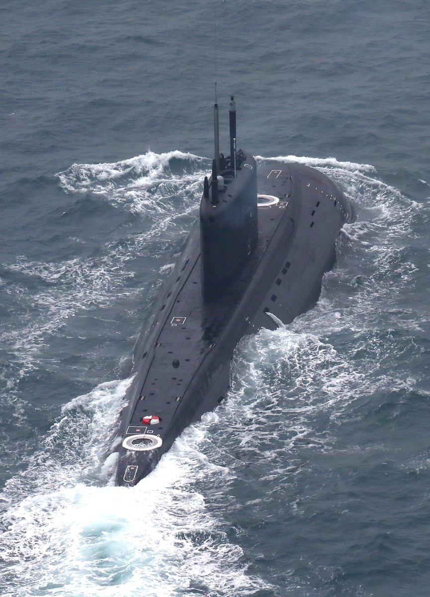 Ρωσικό υποβρύχιο έκανε «γιο-γιο» το USS George H.W. Bush, πέντε πολεμικά πλοία , MH-60R Seahawk και P-8 Poseidon – Τι όπλο δημιούργησε ο Πούτιν; - Εικόνα0