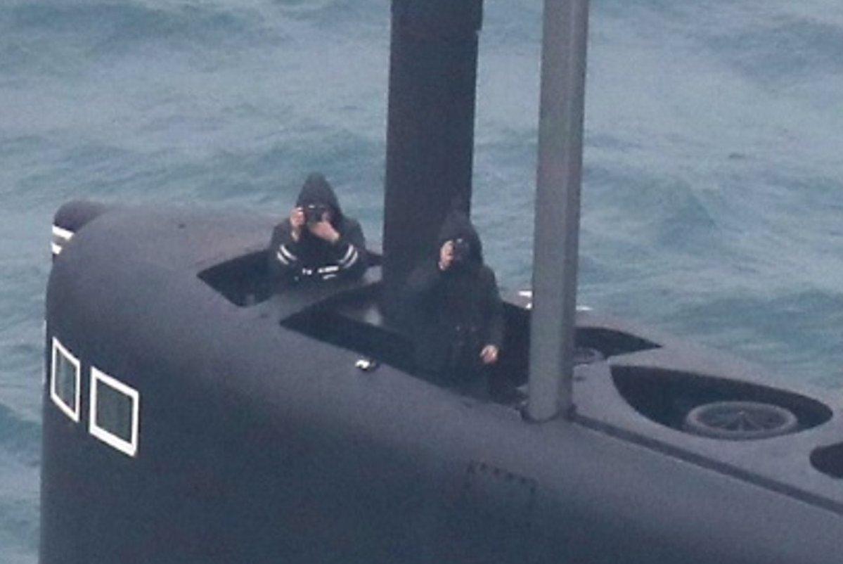 Ρωσικό υποβρύχιο έκανε «γιο-γιο» το USS George H.W. Bush, πέντε πολεμικά πλοία , MH-60R Seahawk και P-8 Poseidon – Τι όπλο δημιούργησε ο Πούτιν; - Εικόνα2