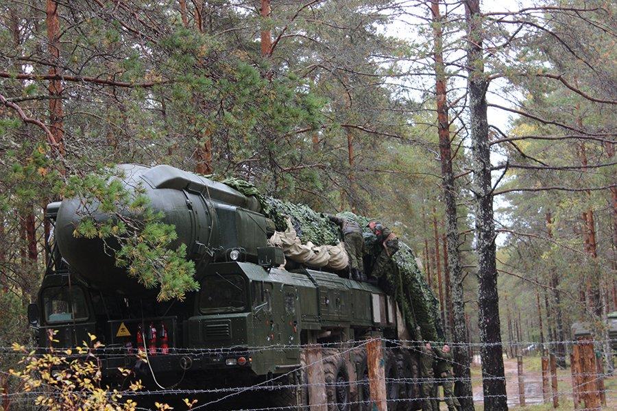 Οι ρωσικοί διηπειρωτικοί πύραυλοι