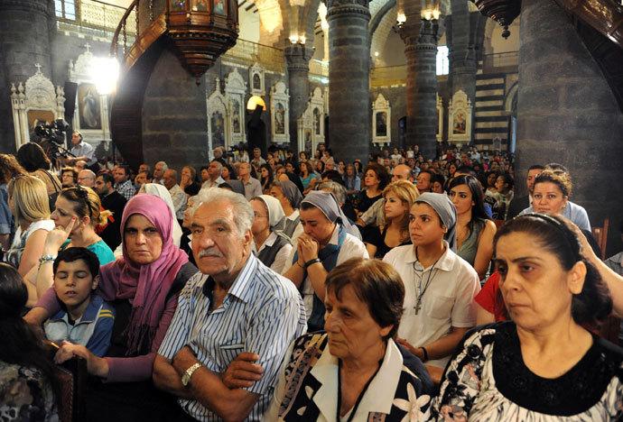 Ο Ρώσος Πατριάρχης καλεί τον Πάπα να ανακηρύξουν την γενοκτονία των Ορθοδόξων στην Συρία- Προκλητική αδιαφορία του Βατικανού - Εικόνα1