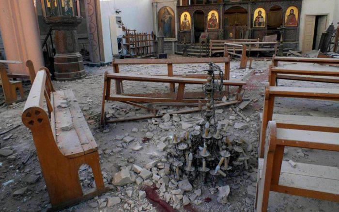 Ο Ρώσος Πατριάρχης καλεί τον Πάπα να ανακηρύξουν την γενοκτονία των Ορθοδόξων στην Συρία- Προκλητική αδιαφορία του Βατικανού - Εικόνα2