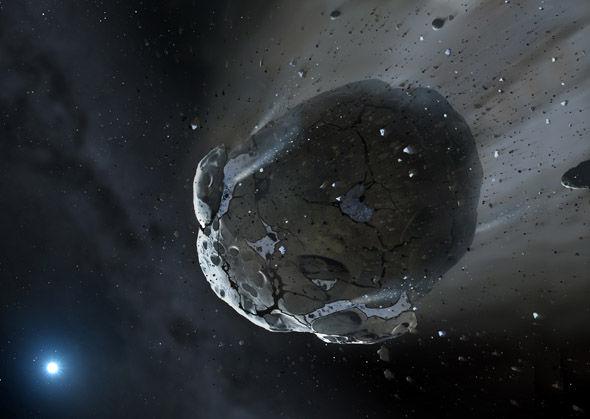 Σενάρια συντέλειας με σφραγίδα NASA: «Μυστηριώδη αντικείμενα πλησιάζουν τη Γη – Δεν μπορούμε να προσδιορίσουμε το ένα από αυτά» (βίντεο) - Εικόνα0