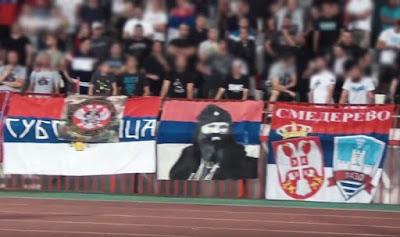 ΣΕΡΒΙΑ: Αντίδραση στις προσπάθειες επιβολής της πολιτικής ορθότητας στα γήπεδα - Εικόνα3