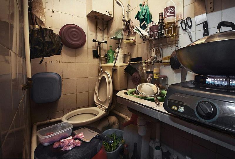 Συγκλονιστικές φωτογραφίες από τα «σπίτια-φέρετρα» στο Χονγκ Κονγκ - Εικόνα 5
