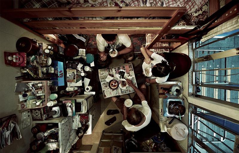 Συγκλονιστικές φωτογραφίες από τα «σπίτια-φέρετρα» στο Χονγκ Κονγκ - Εικόνα 6