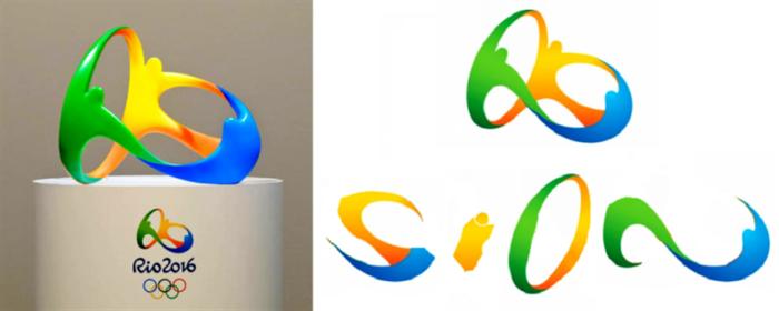Το σήμα των Ολυμπιακών αγώνων του Ρίο φέρει συμβολισμούς των Σιών και Γιαχβέ - Εικόνα3