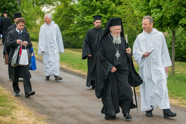 Με σημαία Λουθηρανικό-Ρ/καθολικό κείμενο ο Πατριάρχης Βαρθολομαίος ζήτησε να…. μετανοήσουμε και να ακολουθήσουμε το μονοπάτι του Οικουμενισμού-Γιατί είπε πως στη Σύνοδο της Κρήτης δεν αμφισβητήθηκε η ενότητα ούτε από τους απόντες (ΦΩΤΟ & ΒΙΝΤΕΟ) - Εικόνα2