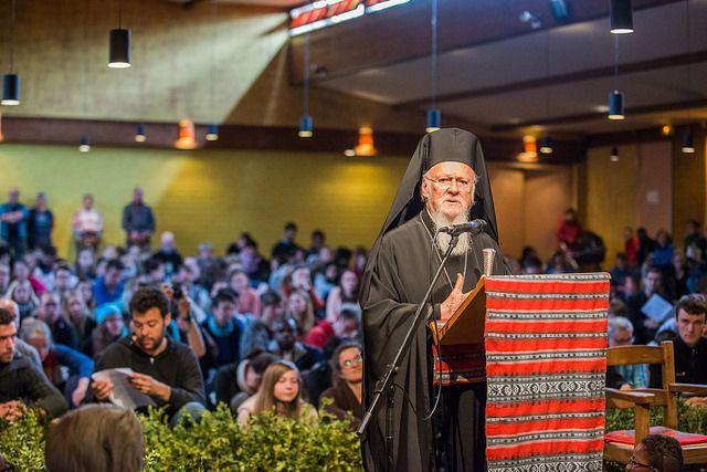 Με σημαία Λουθηρανικό-Ρ/καθολικό κείμενο ο Πατριάρχης Βαρθολομαίος ζήτησε να…. μετανοήσουμε και να ακολουθήσουμε το μονοπάτι του Οικουμενισμού-Γιατί είπε πως στη Σύνοδο της Κρήτης δεν αμφισβητήθηκε η ενότητα ούτε από τους απόντες (ΦΩΤΟ & ΒΙΝΤΕΟ) - Εικόνα8