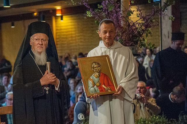 Με σημαία Λουθηρανικό-Ρ/καθολικό κείμενο ο Πατριάρχης Βαρθολομαίος ζήτησε να…. μετανοήσουμε και να ακολουθήσουμε το μονοπάτι του Οικουμενισμού-Γιατί είπε πως στη Σύνοδο της Κρήτης δεν αμφισβητήθηκε η ενότητα ούτε από τους απόντες (ΦΩΤΟ & ΒΙΝΤΕΟ) - Εικόνα9