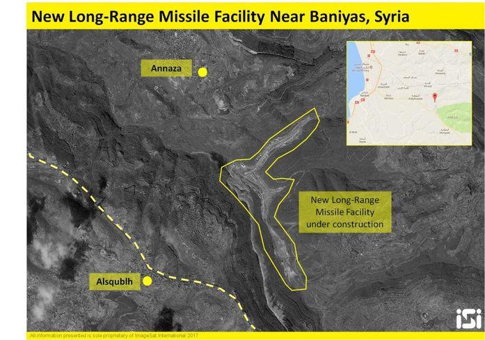 ΣΥΝΑΓΕΡΜΟΣ ΣΤΟ ΙΣΡΑΗΛ: Ιράν-Ρωσία κατασκευάζουν εργοστάσιο βαλλιστικών πυραύλων στις ακτές της Συρίας; (αποκλειστικές φωτογραφίες) - Εικόνα0