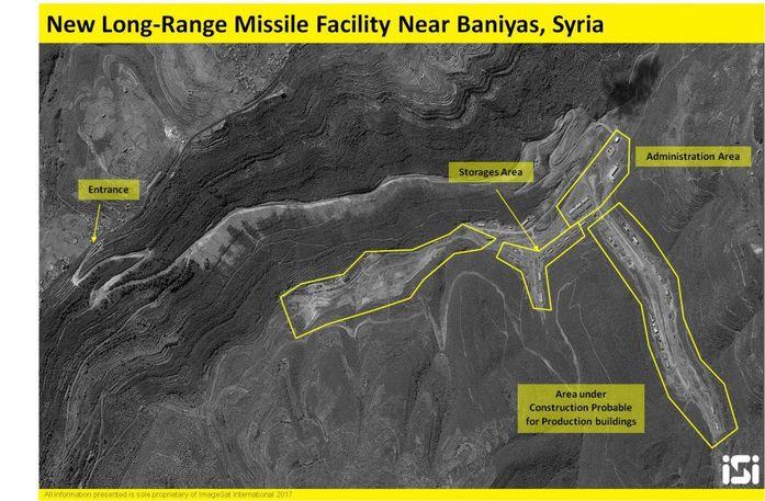 ΣΥΝΑΓΕΡΜΟΣ ΣΤΟ ΙΣΡΑΗΛ: Ιράν-Ρωσία κατασκευάζουν εργοστάσιο βαλλιστικών πυραύλων στις ακτές της Συρίας; (αποκλειστικές φωτογραφίες) - Εικόνα3